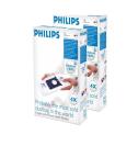 2 بسته پاکت جاروبرقی فیلیپس