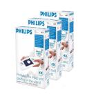 3 بسته پاکت جاروبرقی فیلیپس